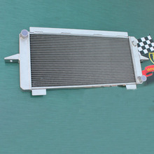 50mm ALUMINUM ALLOY RADIATOR For FORD ESCORT/SIERRA RS500/RS COSWORTH 2.0 M/T 82-97