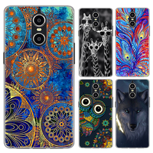 Buy Doogee Shoot 1 case Doogee Shoot1 Cases Soft Tpu Luxury Cartoon Pattern phone Back Cover Doogee Atirar 1 Capa 5.5 for $2.39 in AliExpress store