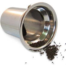 Stainless Steel Mesh Tea Infuser Reusable Strainer Loose Tea Leaf Spice Filter MD1197