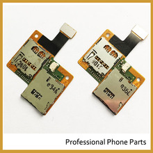 Single Sim Card For HTC Desire 601 SIM Card Tray Slot Reader Holder Flex Cable Repair Parts