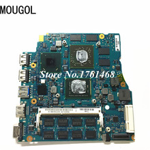 MOUGOL MBX 237 mainboard For Sony VPCSA VPCSB VPCSE MBX-237 Laptop motherboard i3 cpu 100% working Free Shipping(China)