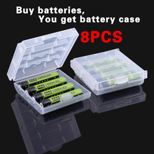 YCDC High Performance AAA *8 Made In China Dropshipping Ni-MH 1000mAh 1.2V Pre-charged Rechargeable Battery Multi-purpose Power(China)