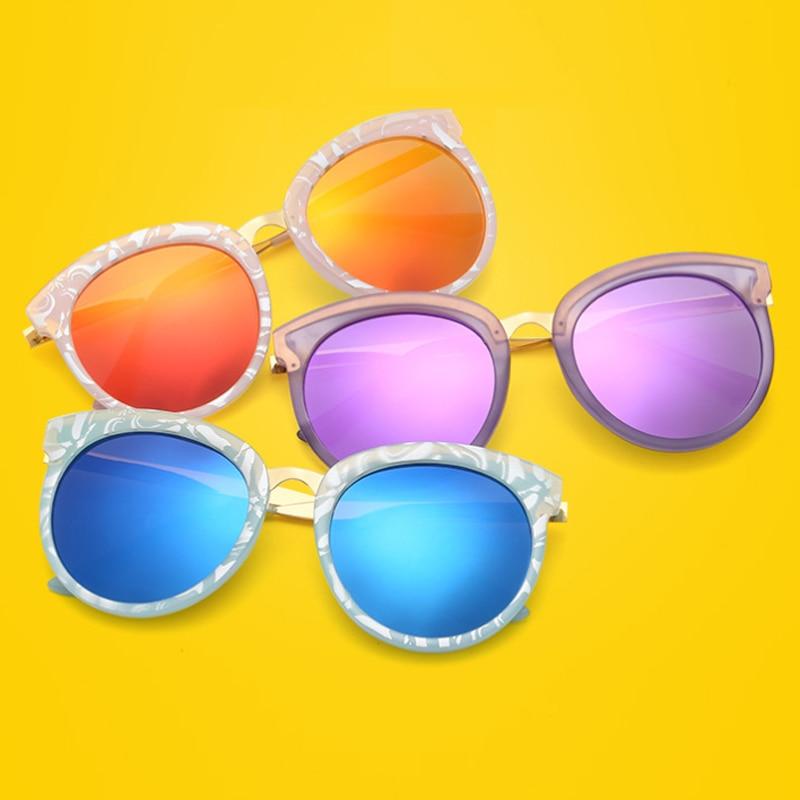 Laura Fairy New Design Vintage Sunglasses Women Retro Cateye Material Patchwork Polarized Sun Glasses UV400<br><br>Aliexpress