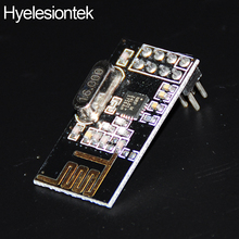 Buy 2pcs NRF24L01+ 2.4GHz Antenna Wireless RF Transceiver NRF24L01 DIY Kit Eletronics Module Microcontrol Wifi Module Boards for $1.89 in AliExpress store