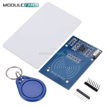 MFRC-522 RC-522 RC522 Antenna RFID IC Wireless Module For Arduino SPI Writer Reader IC Card Proximity Module(China)