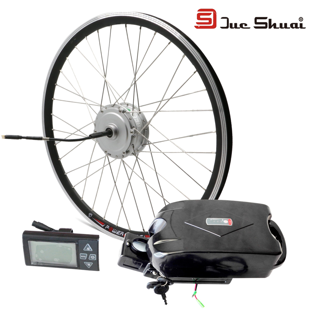 250W Bafang 8FUN Rear front Motor Electric Bike Conversion Kit with 36V 10ah Frog Battery for 26'' Ebike Rear Front Wheel Motor(China (Mainland))