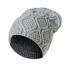 Mooistar #W003 Unisex Men Women Warm Winter Knit Baggy Beanie Hat Ski Slouchy Head Cap