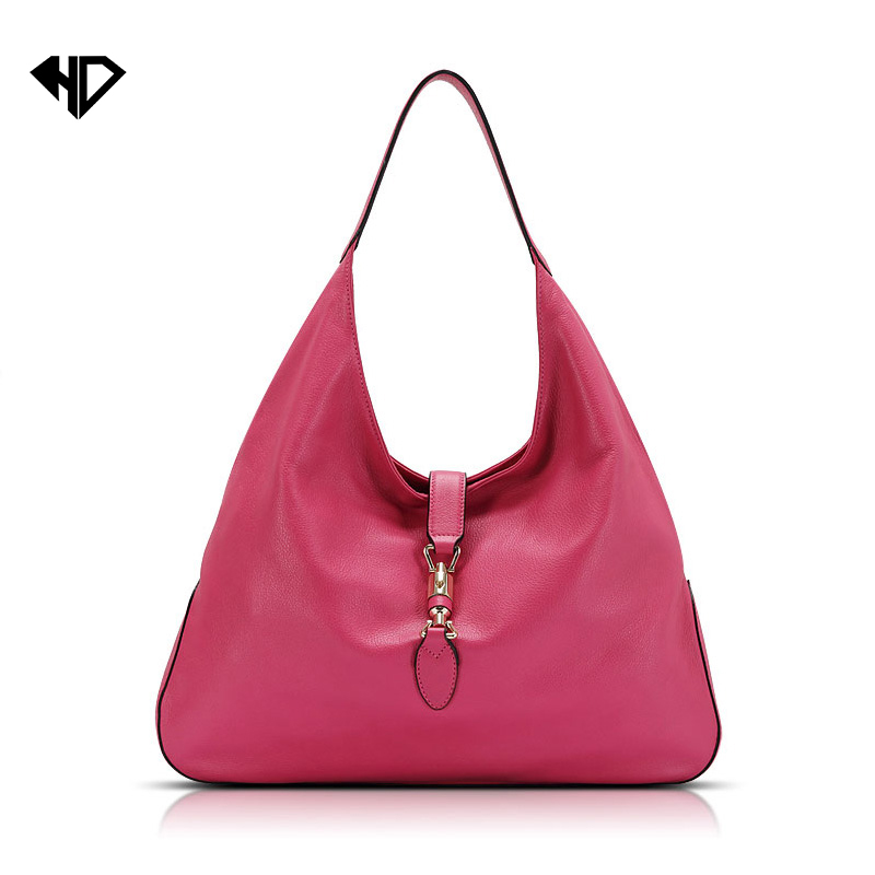 NEW High quality Ladies bag new fashion Authentic genuine leather handbag shoulder bags Cow leather tote bag Free Shipping<br><br>Aliexpress