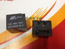 SLB-24VDC-SL-A Loose Relay 40A 14VDC 6-pin set of normally open car relays(China)