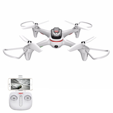 Syma X15W Mini Drones With Camera 0.3MP Quadrocopter 2.4G 6 Axis Dron Real Time Video RC Helicopter FPV Professional Quadcopter(China)