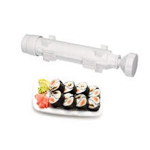 Sushezi Roller Kit Sushi Mold Sushi Rolls DIY Making Tools Kitchen Dining Rice Mould Roller Cooking Tools