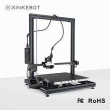 2017 XINKEBOT Special Edition Orca2 Cygnus Desktop 3D Printer with Super Flat Heated Bed and Choice Surface Film