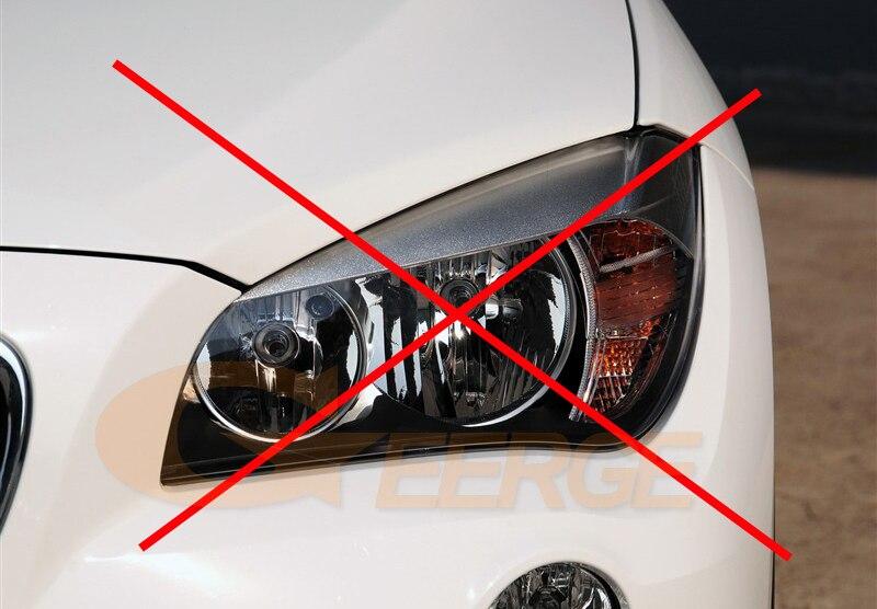 BMW X1 E84 2010 2011 2012 2013 2014 2015 Xenon headlight ccfl angel eyes(7)