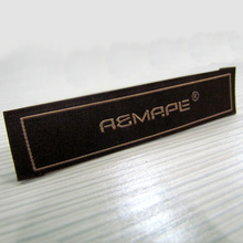private label garment accessories custom labels customized logo woven labe brand name labels for clothing