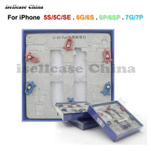 Wozniak 2017 Best Quality Professional Motherboard CPU CHIP Fixture Maintenance Table for iPhone 5s 5c se 6 6s 6p 6sp 7 7p Tools