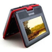 High Quality 9 inch Portable DVD Player With TV, FM MP3, SD card Slot, GAME+CD+Controller(China)