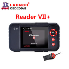 LAUNCH X431 Code Reader VII+ Creader 7+ OBDII Auto Code Scanner OBD2 Diagnostic Scanner Tools Same as CRP123