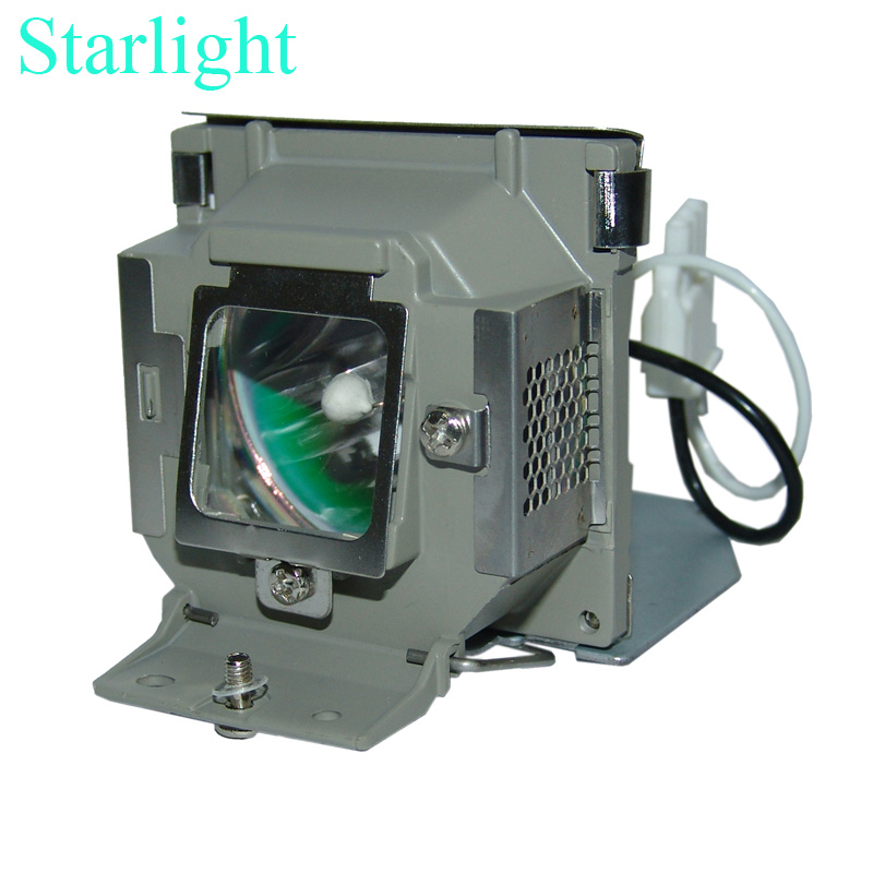 compatible MP515 MP515S MP515ST MP525 MP525ST MX501 MP526 MP575 MP576 projector lamp bulb for BenQ 5J.J0A05.001 with housing<br>