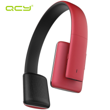 QCY noise cancelling for mobile phone HIFI sound wireless bluetooth headsets 4.1 earphones 3D stereo with Mic for iPhone Android