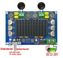 TPA3116D2 150W*2 Dual-channel Stereo High Power Digital Audio Power Amplifier Board with TL074C OPAMP(China)