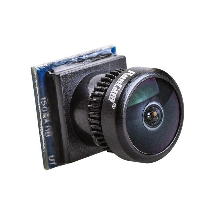 RunCam FPV Mini Camera 1/3 650TVL CMOS Sensor FOV160 2.1mm Lense Camera for RC Drone DC 3.3-5.5v Runcam Nano Camera NTSC/PAL<br>