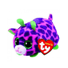 "Ty Teeny Tys 4"" 10cm Ferris The Pink Giraffe Plush Stuffed Animal Collectible Soft Big Eyes Doll Toy(China)"