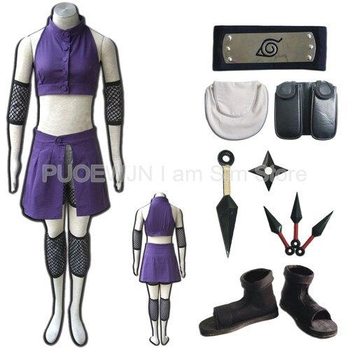 Halloween Cosplay Costume Ino Yamanaka Second Generation