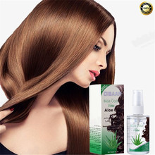 DISAAR 60ml Hair Care Conditioner Hair Oil Aloe Essential Oil Treatment For Dry Hair Types Scalp Treatment Mask Sets