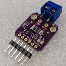 INA219 I2C interface High Side DC Current Sensor Breakout power monitoring sensor module(China)