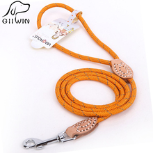 [GIIWIN]Dog Leash Pet Products for Small large dogs Nylon Reflective Pet Dog Leash Leads Durable Harness Pet Accessories py0238