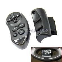 Car Universal Steering Wheel Remote Control Learning For Car CD DVD VCD -R179 Drop Shipping