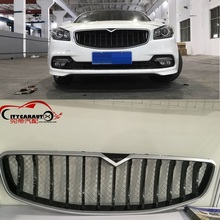 CITYCARAUTO TOP QUALITY FRONT RACING GRILL GRILLE CAR STYLING FRONT COVER GRILLS FIT FOR K4 SEDAN 2012-2017 CAR WITH FREE SHIP