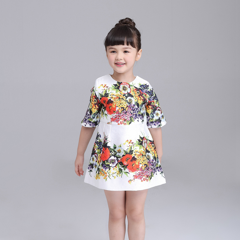 Online Get Cheap Dresses Casual for Girls of 3 Years Old ...
