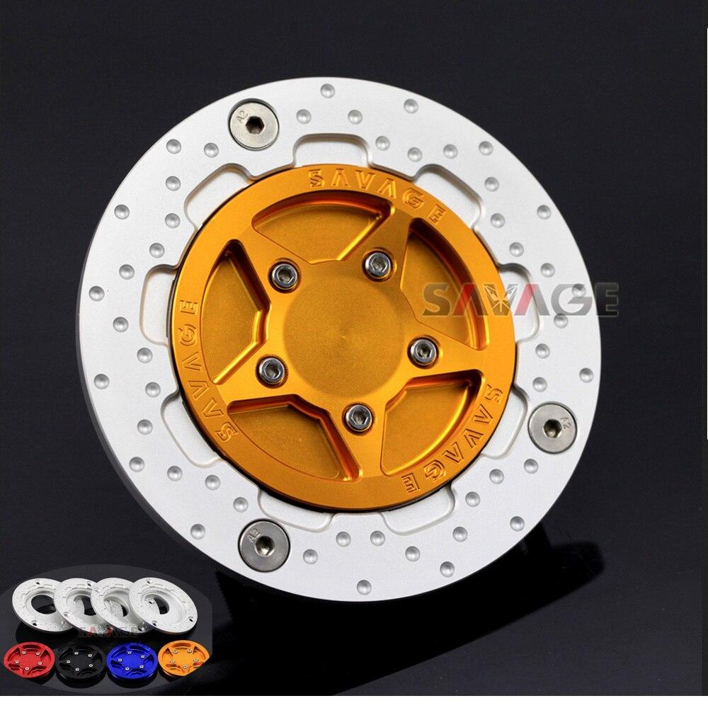 For YAMAHA YZF R1 R6 R25 R3 FJR 1300A  Gas Fuel Tank Cap Cover Motocycle Accessories CNC Aluminum<br>