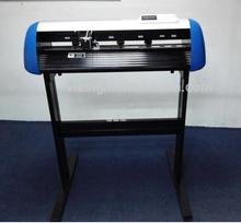 "Vicsign 24"" High Precision HWQF630 750mm Paper Width Cutting Plotters FAdvertising Graphic Segment Cutting Automatic Condour"