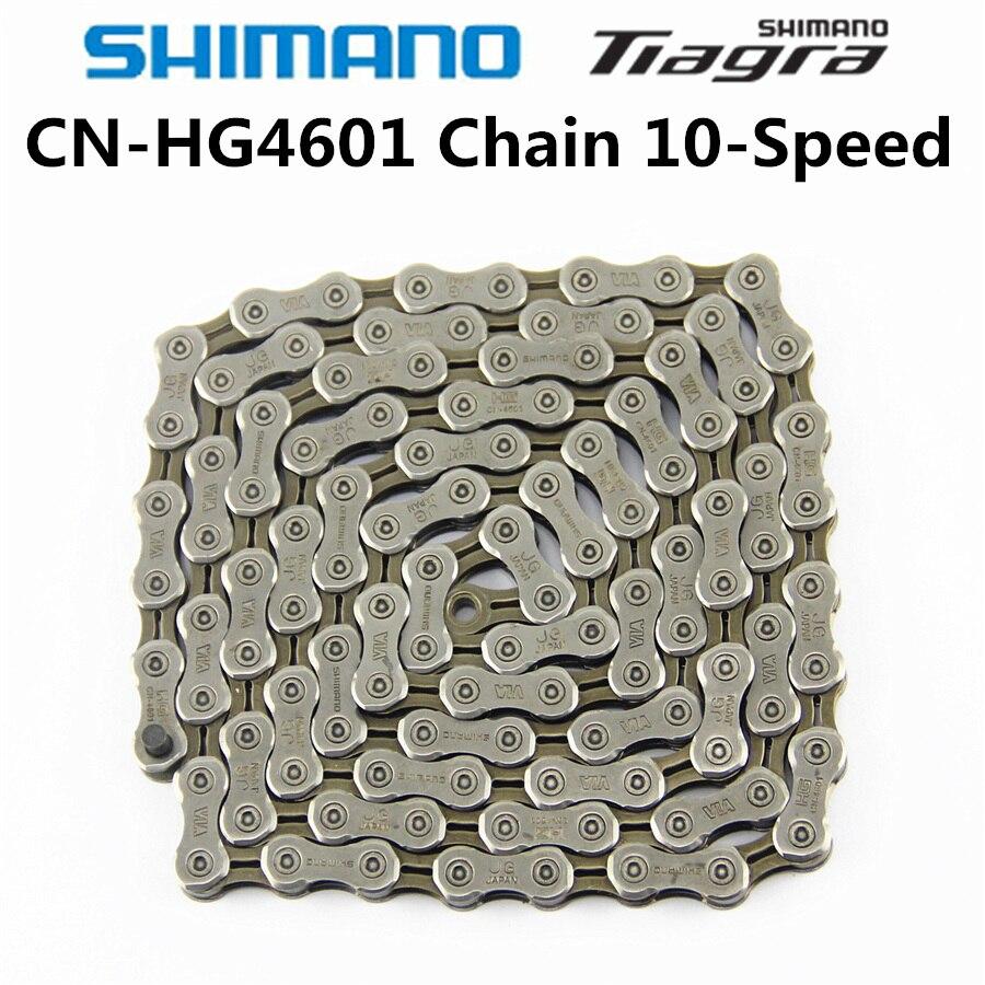 CN-4601 10-Speed Chain Shimano CS-5700 105 10Spd Road Cassette 11-25t