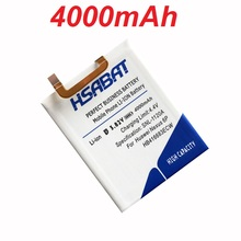 HSABAT HB416683ECW 4000mAh Battery for Huawei Google Ascend Nexus 6P H1511 H1512 Batteries free shipping