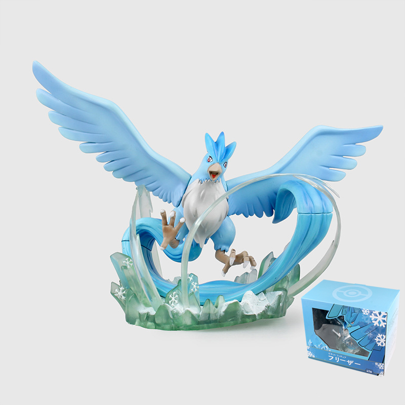 Articuno Aciton Figures Games Scene Decoration Puppets Model Doll Pocket Monster Figures Toys With Box Kids Tosy Boys Gift<br><br>Aliexpress