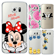 Silicon Coque For iPhone 6 6S 7 Plus 5 5S SE 5C Case for Samsung Galaxy S3 S4 S5 S6 S7 Edge S8 Plus J3 J5 A3 A5 2016 Grand Prime