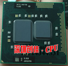 Original Intel Pentium Processor P6300 3M Cache, 2.26 GHz Support HM55 H57 H55 Laptop Notebook Cpu Processor Free Shipping