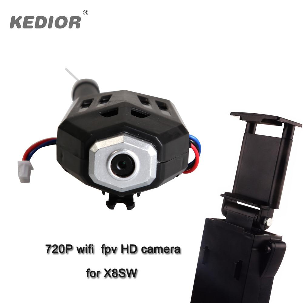 KEDRIOR X8SW drone parts 720P 1.0mp WIFI FPV HD CAMERA remote control helicopter quadcopter accessories for sale<br>