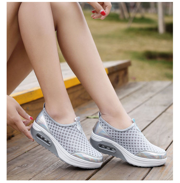 RS 442-2018 New Sneakers Shoes Woman-10
