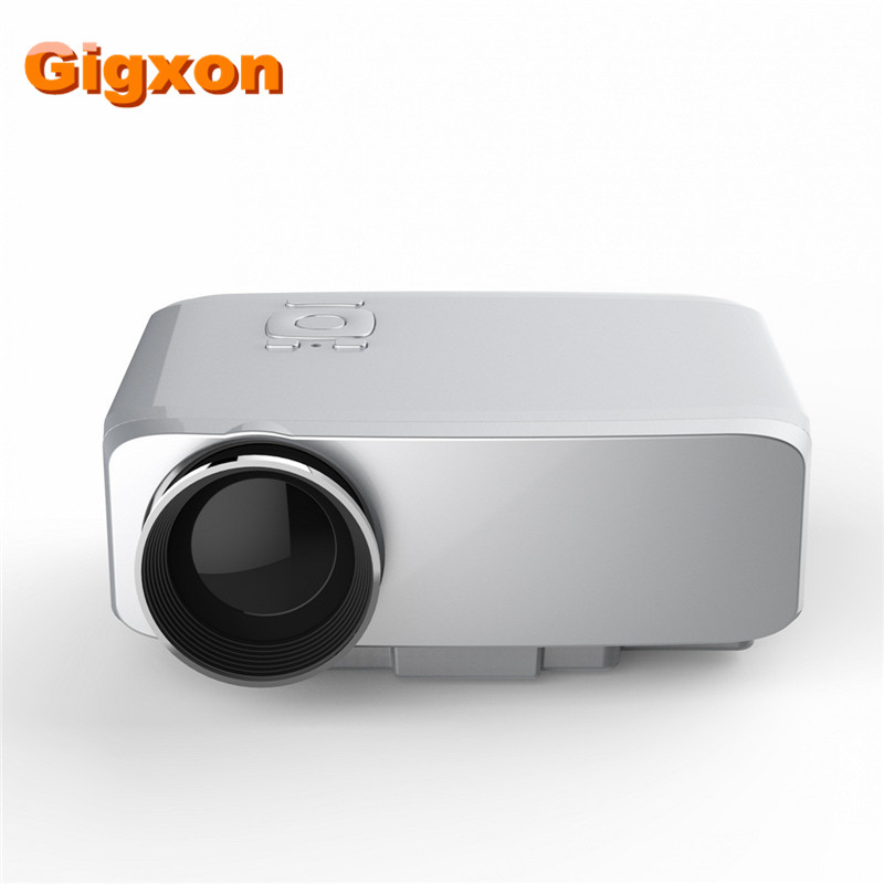 Gigxon - G9 mini digital projector PC for Windows/MAC support AV/TV/VGA/USB HDMI full HD LCD projector<br><br>Aliexpress
