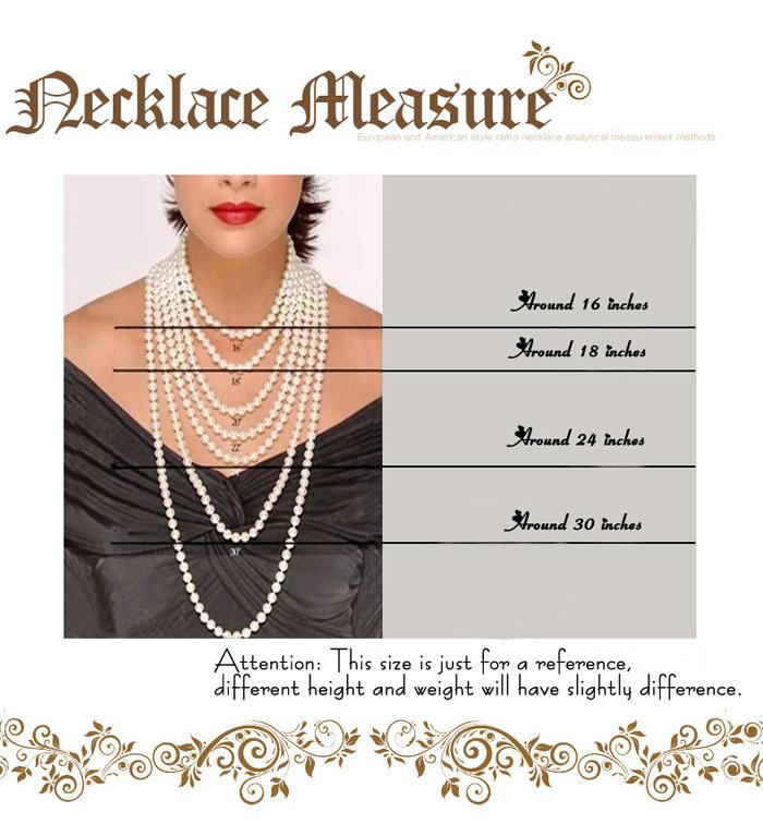 Necklace Measurement