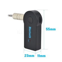 Bluetooth 3.5mm Streaming Car Auto A2DP Wireless AUX Audio Music Receiver Car Speaker Adapter for Speaker Headphone