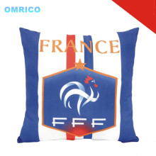 World Cup Soccer Team France Cushion Home Car Decorative Pillows Football Cotton Chair Sofa Cushion Home Decor Seat Cushion