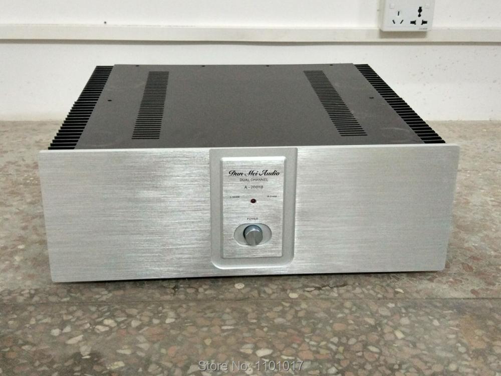 YS-Audio_KSA100PD_power_amp_Silver_1