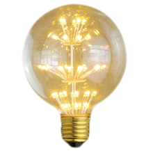 3W 220V LED Light Edison Bulb Filament Light Bulbs Retro Antique Industrial Style Lamp Bulb T30-185 Tungsten Bulb E27(China)