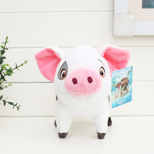 New Arrival Movie Moana Pet Pig Pua Stuffed Animals Cute Cartoon Plush Toy Dolls  Children Gift