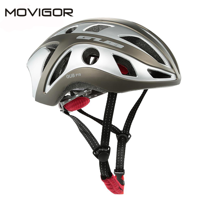 Movigor 22 Vents Cycling Helmet Adjustable Super Lightweight Protective Mountain Bike Road Bicycle Helmet for Racing 57-61cm<br>